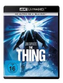 Das Ding aus einer anderen Welt (1982) (Ultra HD Blu-ray & Blu-ray), 1 Ultra HD Blu-ray und 1 Blu-ray Disc