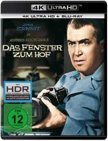 Das Fenster zum Hof (1954) (Ultra HD Blu-ray & Blu-ray), 1 Ultra HD Blu-ray und 1 Blu-ray Disc