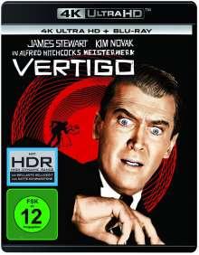 Vertigo (Ultra HD Blu-ray & Blu-ray), 1 Ultra HD Blu-ray und 1 Blu-ray Disc