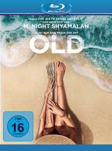 Old (Blu-ray), Blu-ray Disc