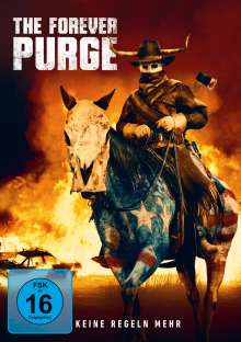 The Forever Purge, DVD