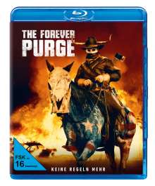 The Forever Purge (Blu-ray), Blu-ray Disc