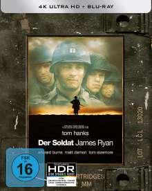 Der Soldat James Ryan (Ultra HD Blu-ray & Blu-ray im Steelbook), 1 Ultra HD Blu-ray und 2 Blu-ray Discs