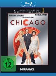 Chicago (Blu-ray), Blu-ray Disc