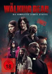 The Walking Dead Staffel 10, 6 DVDs