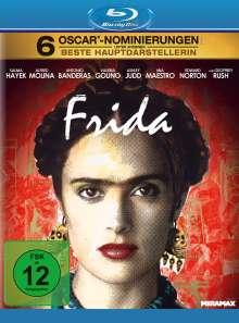 Frida (Blu-ray), Blu-ray Disc