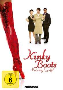 Kinky Boots, DVD