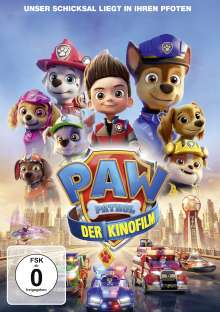 Paw Patrol: Der Kinofilm, DVD