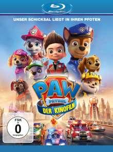 Paw Patrol: Der Kinofilm (Blu-ray), Blu-ray Disc