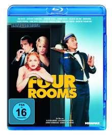 Four Rooms (Blu-ray), Blu-ray Disc