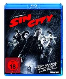 Sin City (Blu-ray), Blu-ray Disc