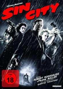 Sin City, DVD