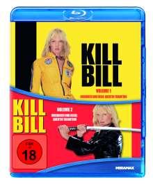 Kill Bill Vol.1 & 2 (Blu-ray), 2 Blu-ray Discs