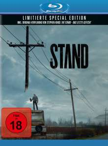The Stand (Komplette Serie) (Blu-ray), 3 Blu-ray Discs