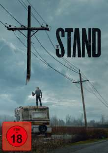 The Stand (Komplette Serie), 3 DVDs