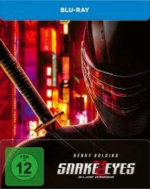 Snake Eyes: G.I. Joe Origins (Blu-ray im Steelbook), Blu-ray Disc