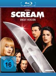 Scream (Blu-ray), Blu-ray Disc