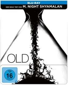 Old (Blu-ray im Steelbook), Blu-ray Disc