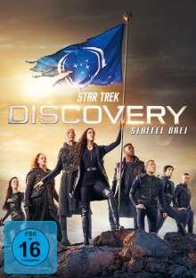 Star Trek Discovery Staffel 3, 5 DVDs