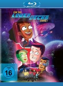 Star Trek Lower Decks Staffel 1 (Blu-ray), 2 Blu-ray Discs