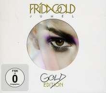 Frida Gold: Juwel (Gold Edition) (CD + DVD), 2 CDs
