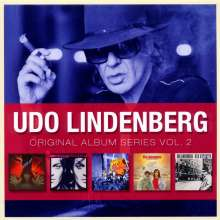 Udo Lindenberg: Original Album Series Vol.2, 5 CDs