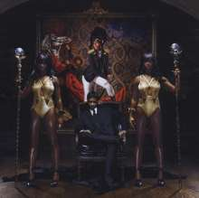 Santigold (ehem. Santogold): Master Of My Make-Believe, CD