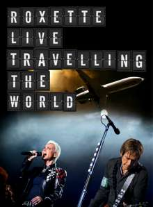 Roxette: Live: Travelling The World 2012 (CD + Blu-ray), 2 Blu-ray Discs
