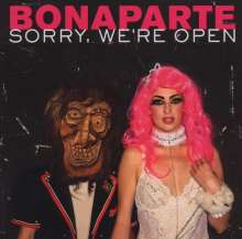 Bonaparte (Tobias Jundt): Sorry, We're Open, CD
