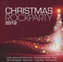 Christmas Rockparty 2012, 2 CDs