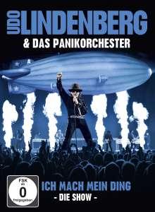 Udo Lindenberg & Das Panikorchester: Ich mach mein Ding - Die Show (Special Edition), 2 DVDs