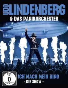 Udo Lindenberg & Das Panikorchester: Ich mach mein Ding - Die Show (Special Edition), Blu-ray Disc