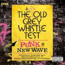 Old Grey Whistle Test: Punk & New Wave (Explicit), CD