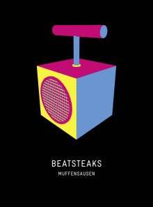 Beatsteaks: Muffensausen (Live) (2 DVD + CD) (DVD-Format), 2 DVDs und 1 CD