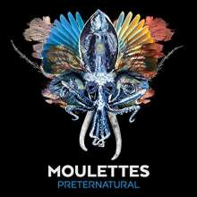 Moulettes: Preternatural, CD