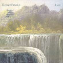 Teenage Fanclub: Here (Limited Edition) (Clear Vinyl), LP