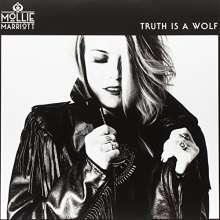 Mollie Marriott: Truth Is A Wolf (Red Vinyl), LP
