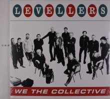 """Levellers: We The Collective (Limited-Edition) (Green Vinyl), 1 LP und 1 Single 12"""""""