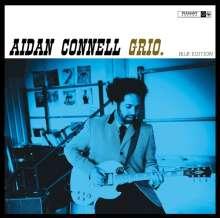 Aidan Connell: Grio (Blue Edition), LP