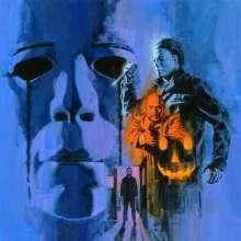 John Carpenter: Filmmusik: Halloween II (180g) (Limited-Edition) (Orange Vinyl), LP