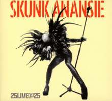 Skunk Anansie: 25Live@25 (Deluxe-Edition), 2 CDs