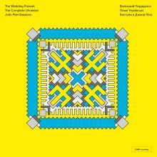 The Wedding Present: The Complete Ukrainian John Peel Sessions, 1 LP, 1 CD und 1 DVD