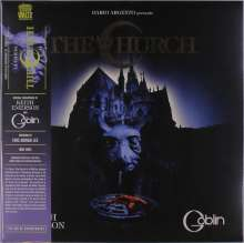 Keith Emerson & Goblin: Filmmusik: The Church (O.S.T.) (180g), LP