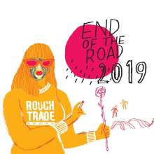 Rough Trade Shops: End Of The Road 2019, CD