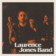 Laurence Jones: Laurence Jones Band, CD