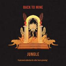 Jungle: Back To Mine (180g), 2 LPs