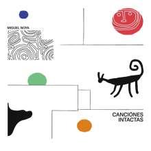 Miguel Noya: Cancionces Intactas (remastered) (White Vinyl), 2 LPs