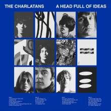 The Charlatans (Brit-Pop): A Head Full Of Ideas (Best Of) (Standard 2LP), 2 LPs