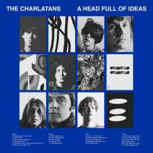 The Charlatans (Brit-Pop): A Head Full Of Ideas (Best Of) (Deluxe Edition), 2 CDs