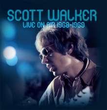 Scott Walker: Live On Air 1968 - 1969, 4 CDs